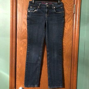 Girls Justice Jeans Size 14 R Simply Low